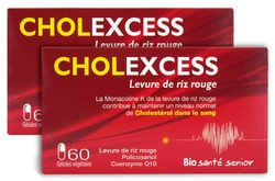 Cholexcess est disponible sur biosantesenior.fr