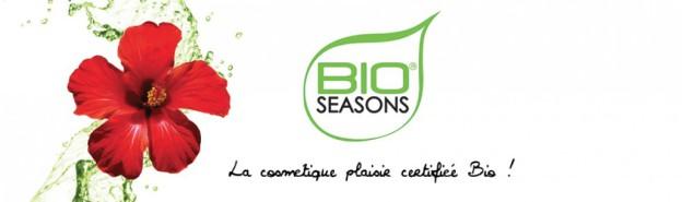 La marque bio seasons